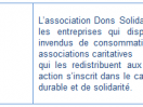 dons solidaires partenaires