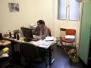 Zorah Ferhat directrice de l'Olivier des sages. K-fé social. Lyon, 2013