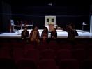 Visite du théâtre des Celestins, Olivier des sages. K-fé social. Lyon, 2013