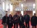 Visite Mosquée Eyüb Sultan Vénissieux 25/03/16