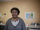 Bernadette Mbala médiatrice santé, Olivier des sages. K-fé social. Lyon, 2013