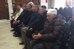 Visite Synagogue Malherbe Villeurbanne 22/03/16